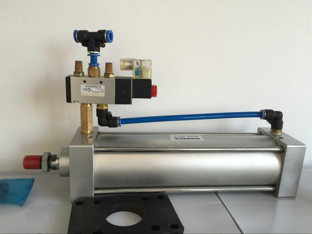 脉冲袋式除尘器提升阀工作异常几要表现在  ①除尘配件提升图片